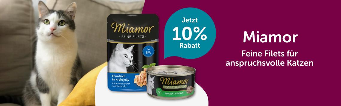 Miamor Feine Filets 10% reduziert