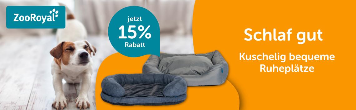 ZooRoyal Schlafplätze mit 15%