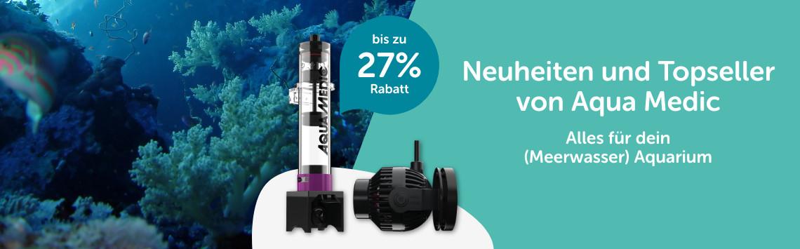 bis zu 27% auf Aqua Medic