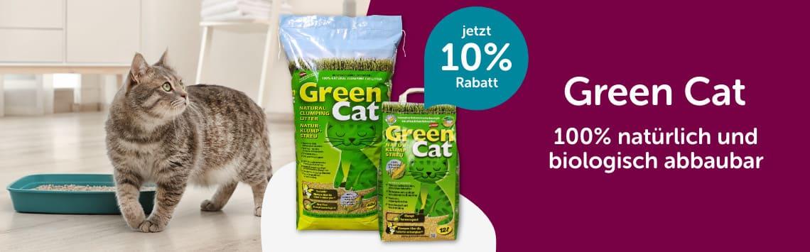 Green Cat 10%