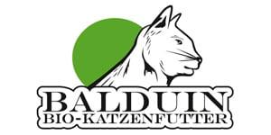 Logo Balduin Bio-Katzenfutter