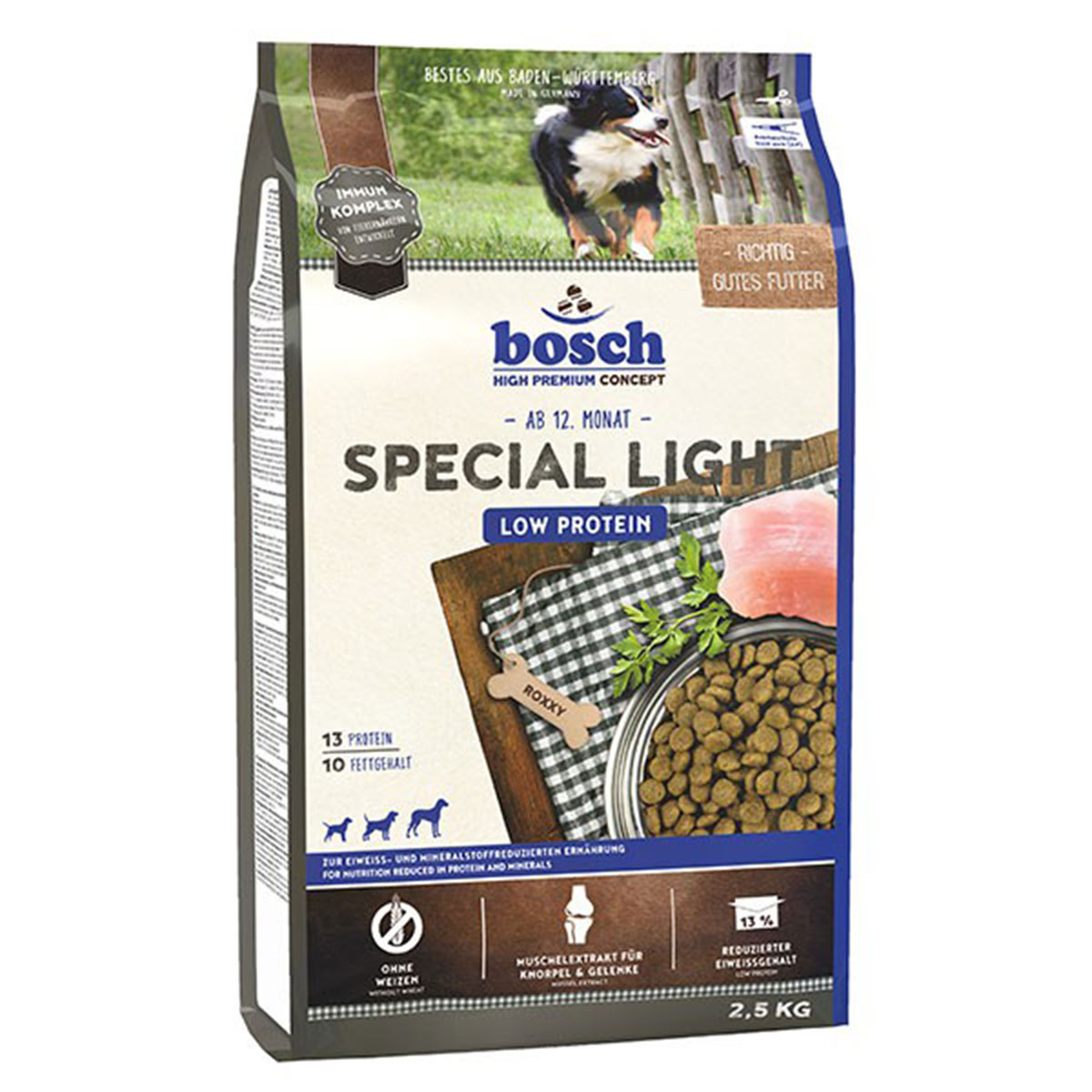 Bosch Hundefutter Special Light 2,5kg