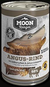 Moon Ranger Adult Angus Rind mit Süsskartoffeln & Johannisbeeren