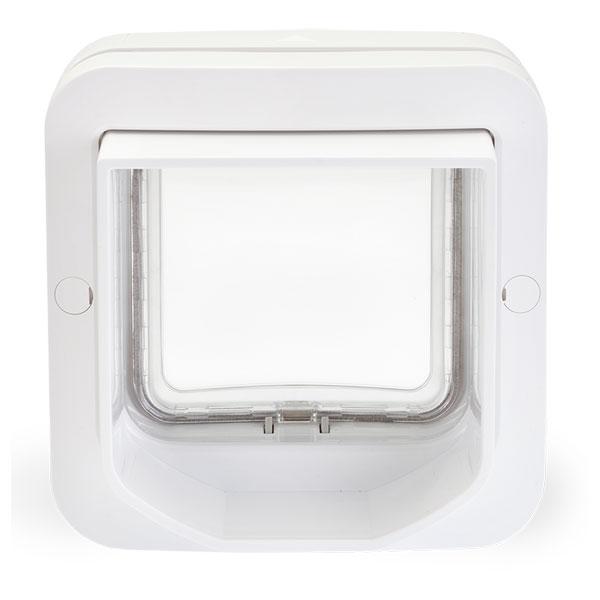 sureflap dualscan mikrochip katzenklappe kaufen bei zooroyal. Black Bedroom Furniture Sets. Home Design Ideas
