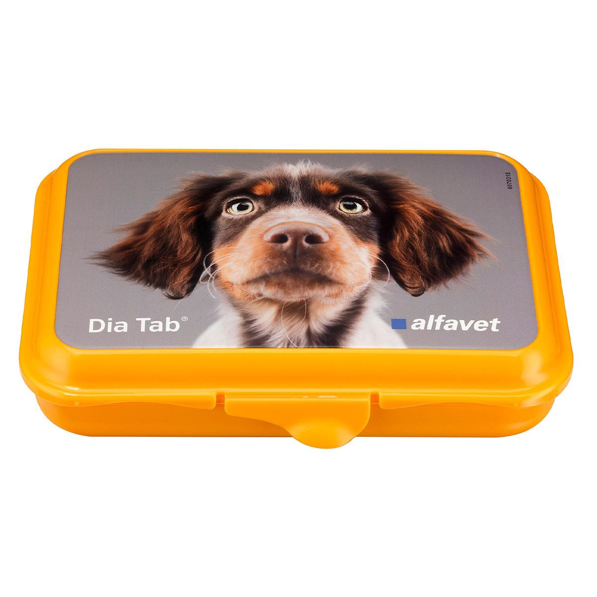 Alfavet Dia Tab® Reiseapotheke Kautabletten für Hunde und Katzen