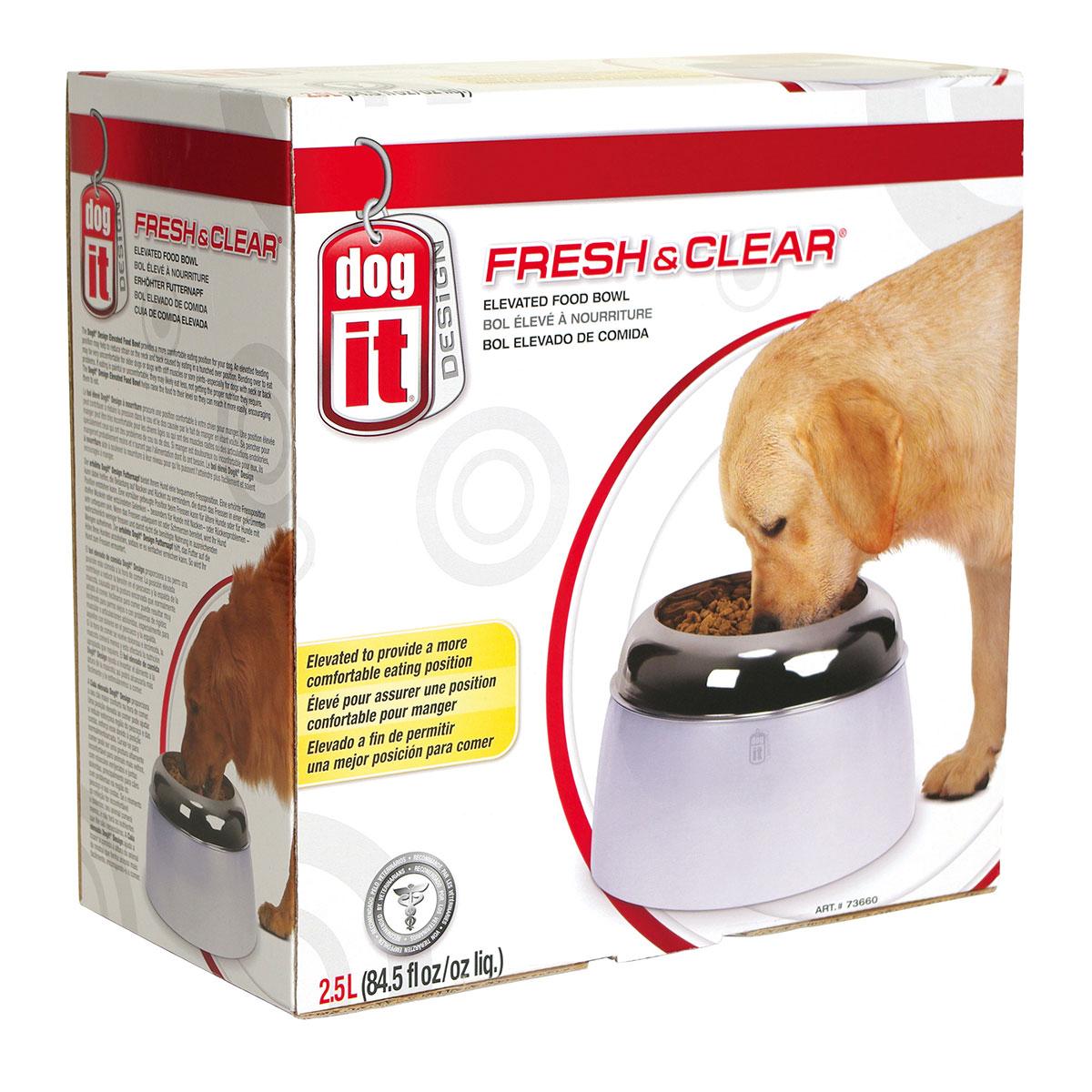 Dogit erhöhter Futternapf für Hunde