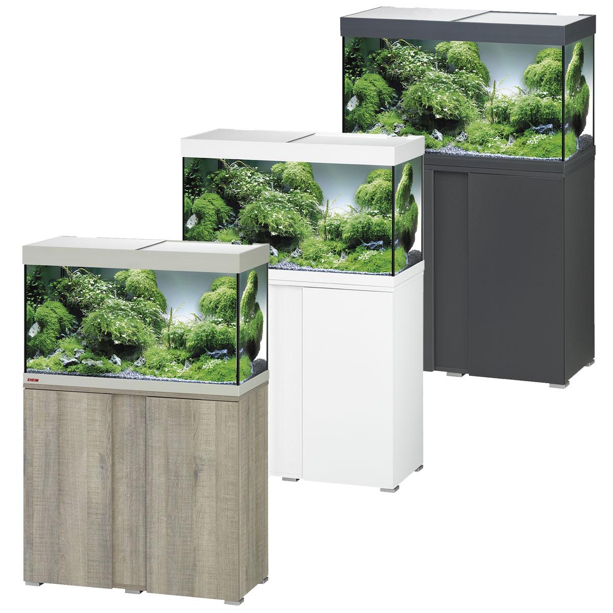 eheim vivaline komplettaquarium mit led 126 liter bei zooroyal. Black Bedroom Furniture Sets. Home Design Ideas
