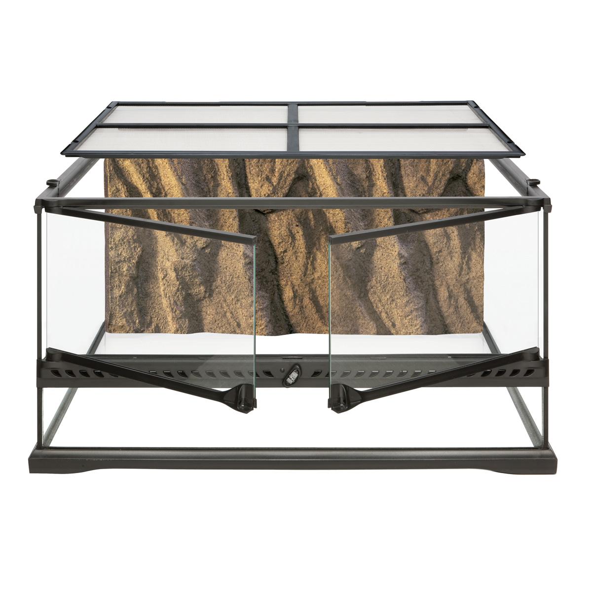 exo terra natural terrarium low g nstig kaufen bei zooroyal. Black Bedroom Furniture Sets. Home Design Ideas