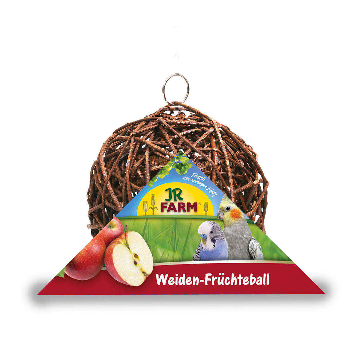 jr farm birds weiden fr chteball g nstig kaufen bei zooroyal. Black Bedroom Furniture Sets. Home Design Ideas