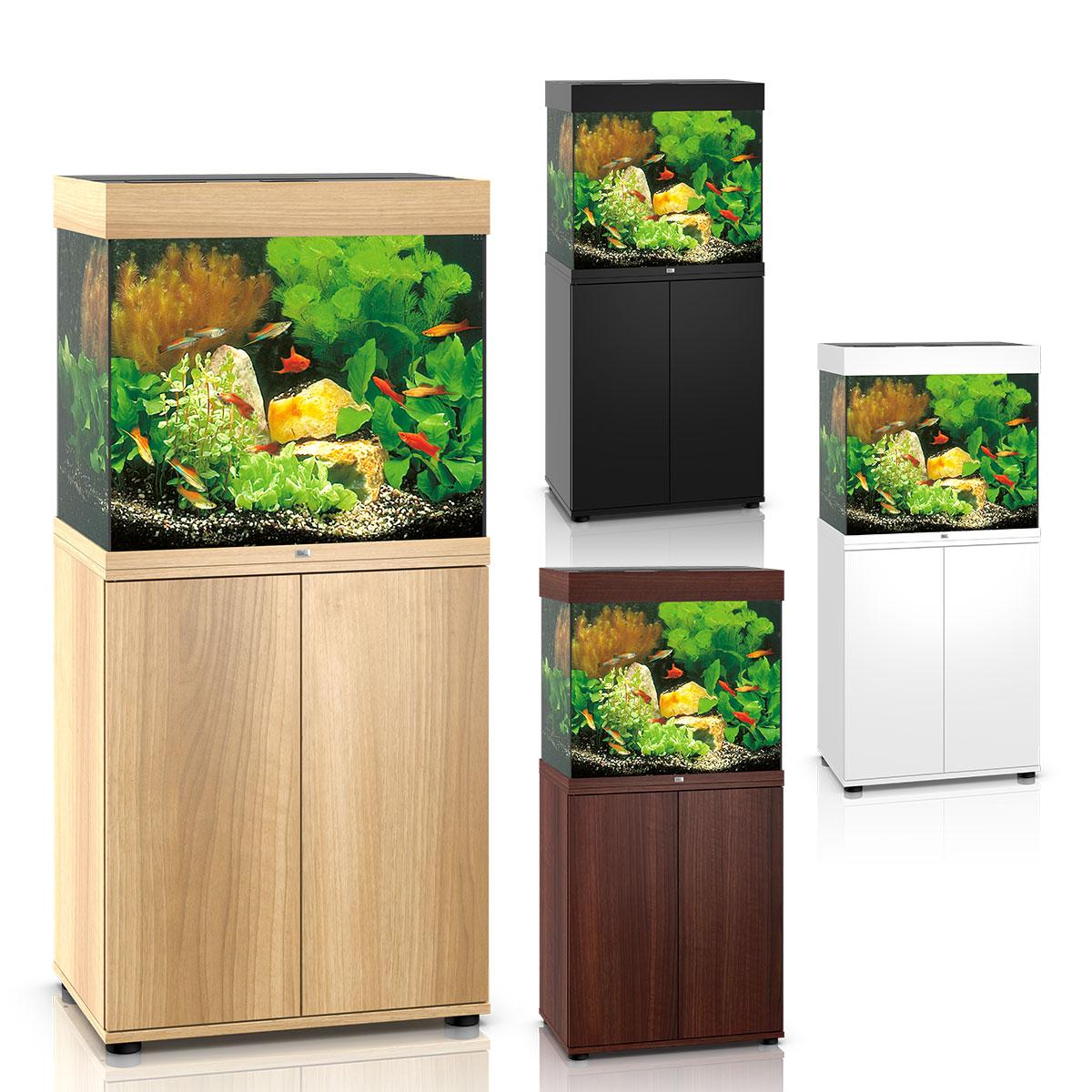 juwel lido 120 led komplett aquarium mit unterschrank sbx. Black Bedroom Furniture Sets. Home Design Ideas