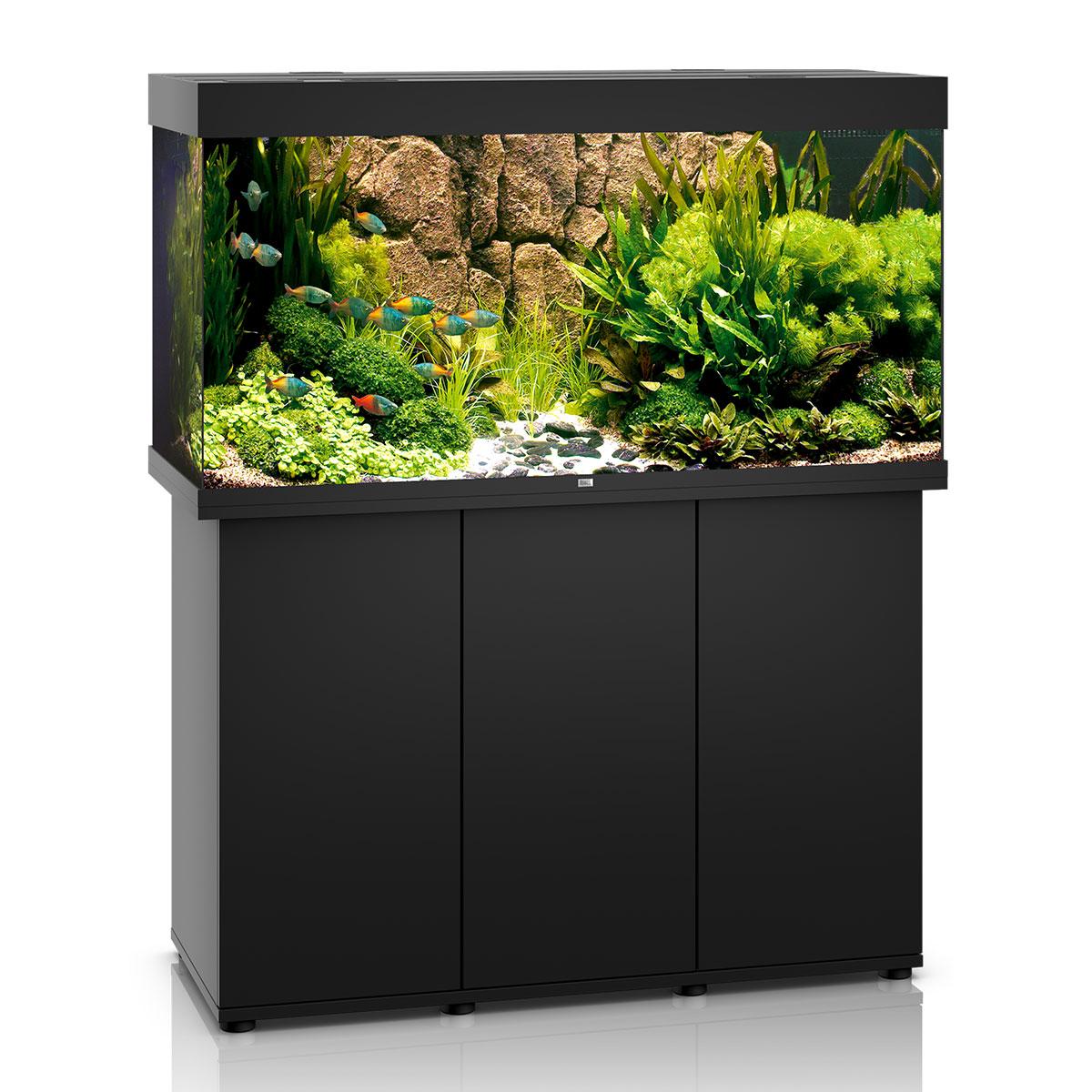 juwel rio 350 led komplett aquarium mit unterschrank sbx. Black Bedroom Furniture Sets. Home Design Ideas