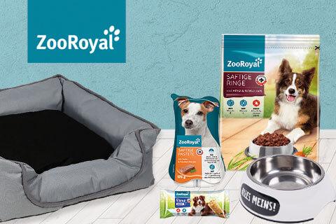 Original ZooRoyal Produkte für den Hund entdecken