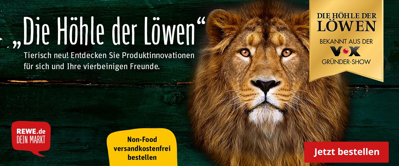 Die Höhle der Löwen Artikel bei REWE.de