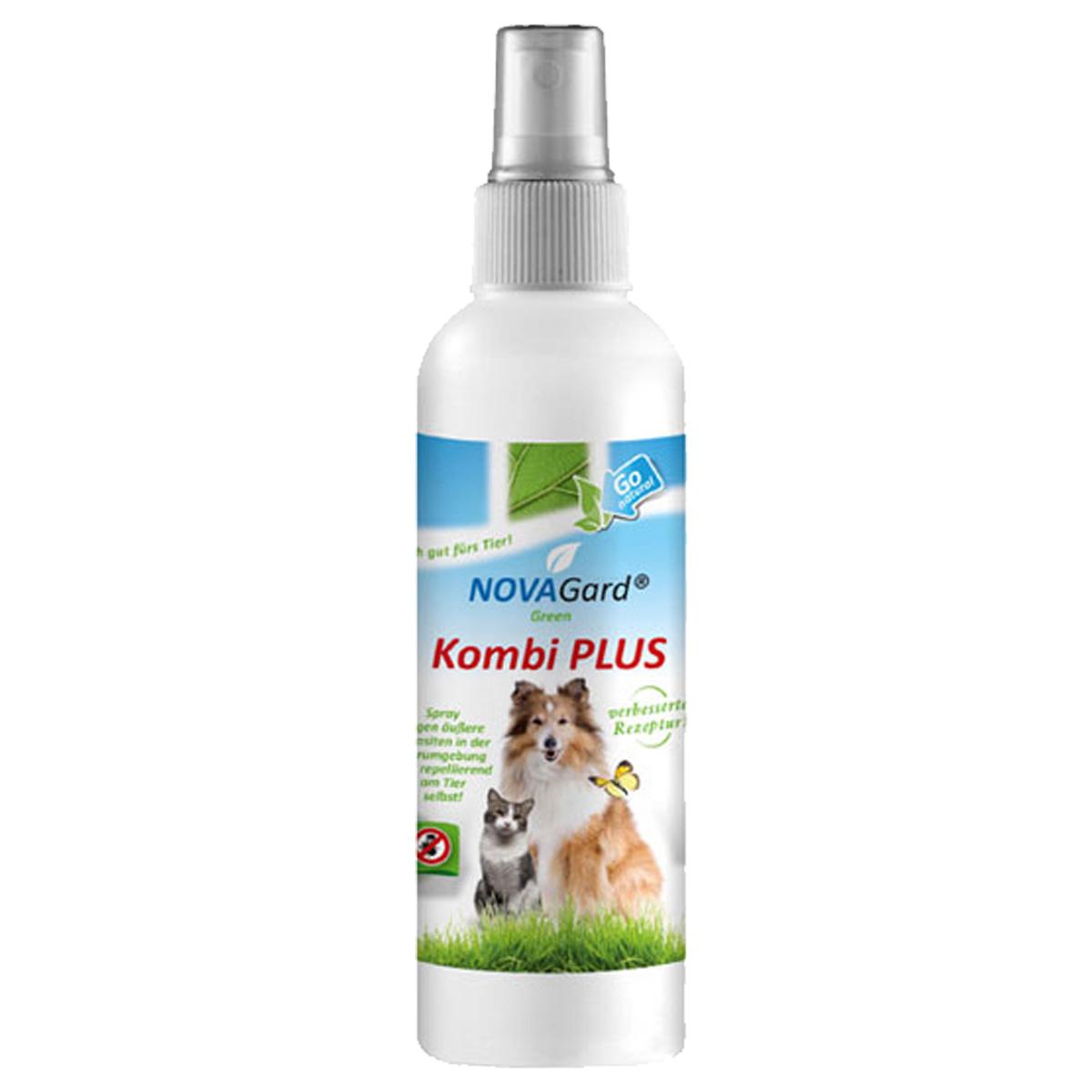 NovaGard Green Anti-Parasiten Kombi-Spray für Hunde und Katzen 200 ml