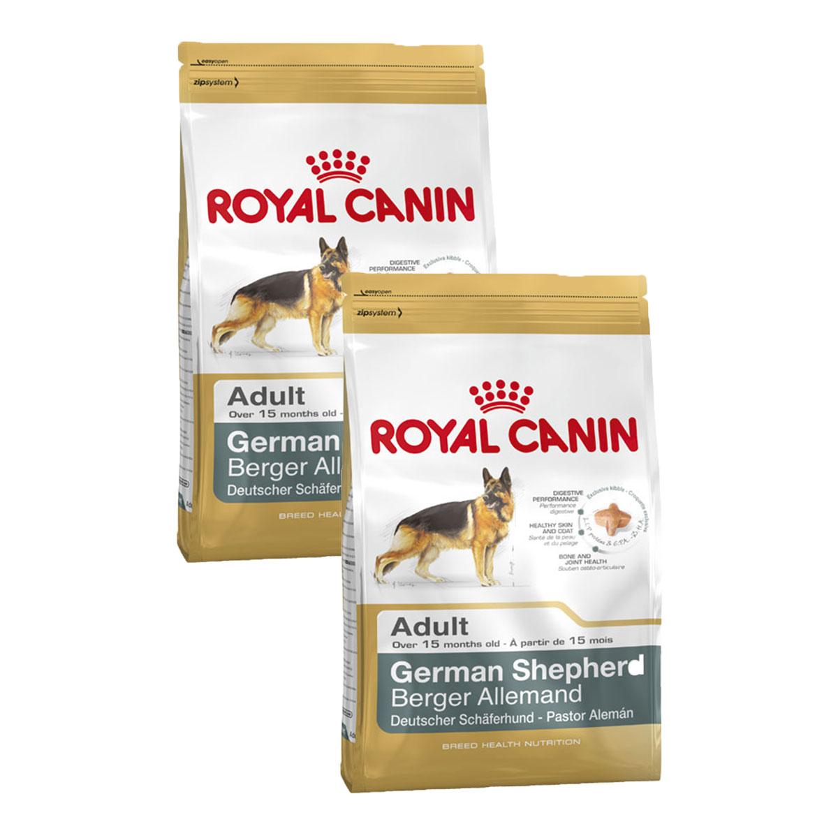 royal canin german shepherd adult g nstig kaufen bei zooroyal. Black Bedroom Furniture Sets. Home Design Ideas
