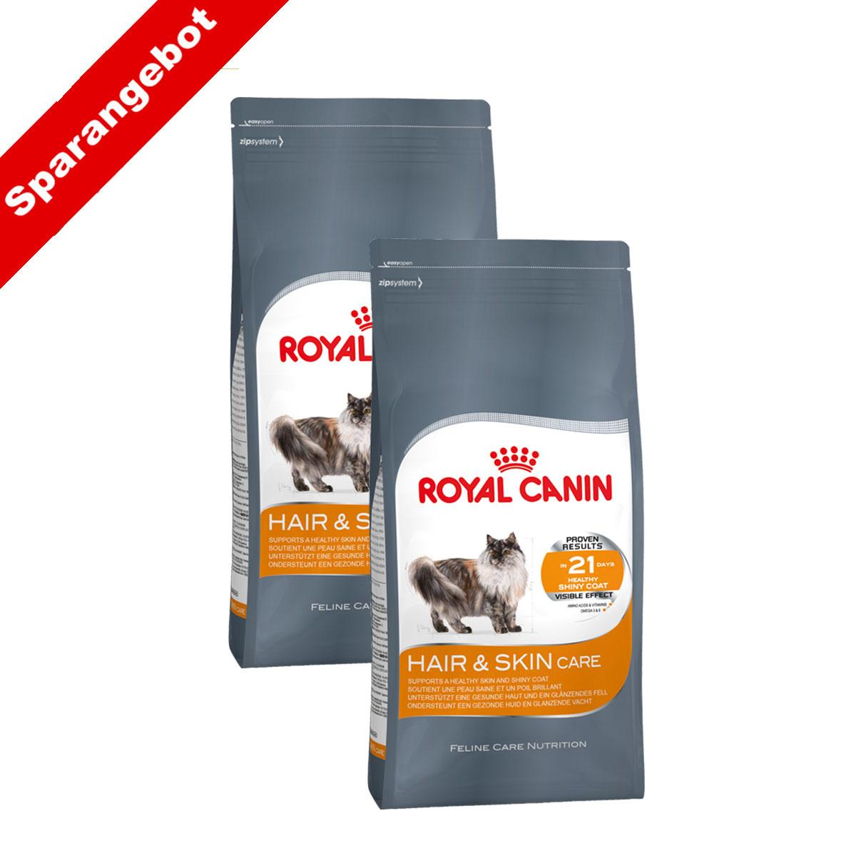 royal canin hair skin care g nstig kaufen bei zooroyal. Black Bedroom Furniture Sets. Home Design Ideas