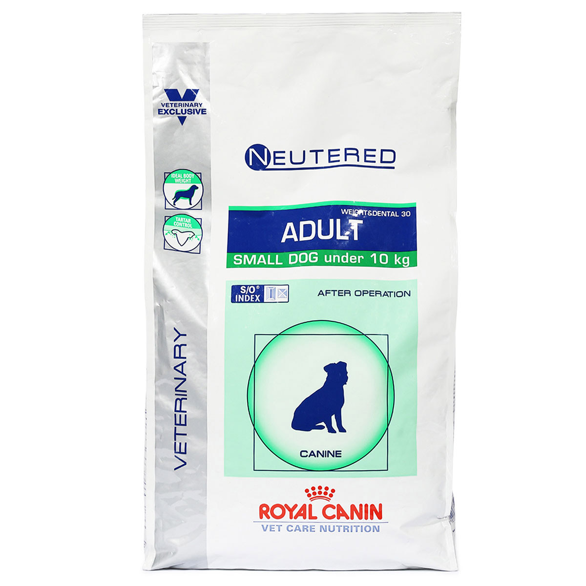royal canin vet care neutered adult small dog weight dental 30. Black Bedroom Furniture Sets. Home Design Ideas