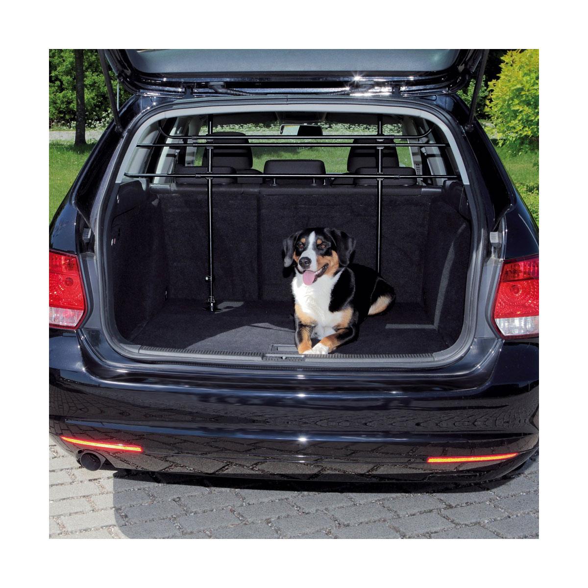 trixie 2 elemente auto schutzgitter hundegitter f r autos. Black Bedroom Furniture Sets. Home Design Ideas