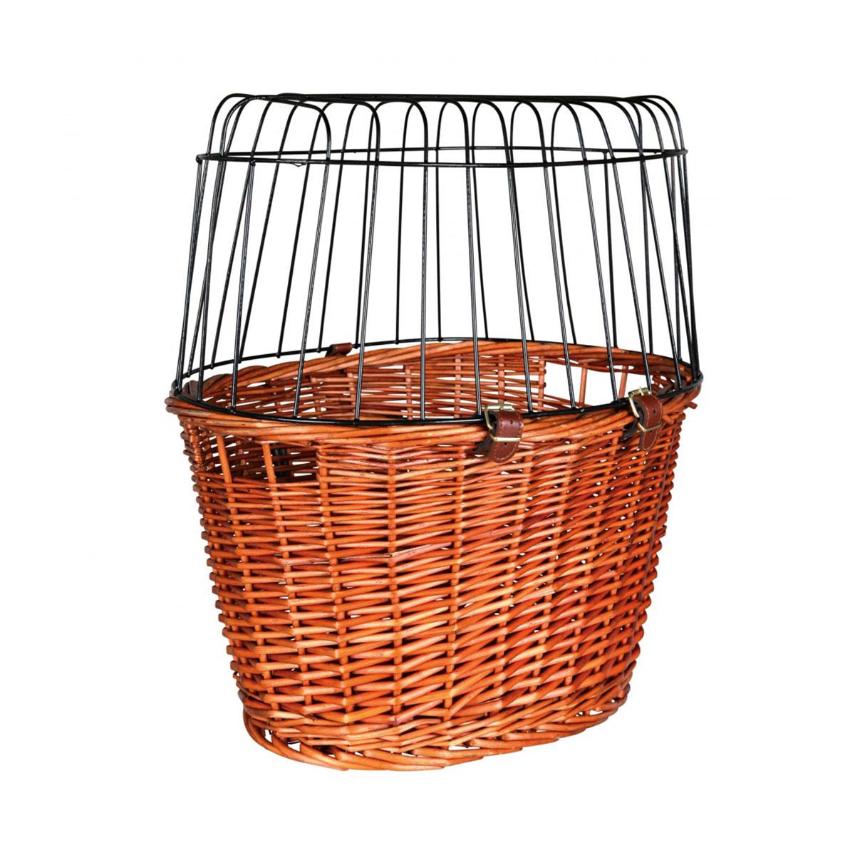trixie fahrradkorb mit gitter g nstig kaufen bei zooroyal. Black Bedroom Furniture Sets. Home Design Ideas