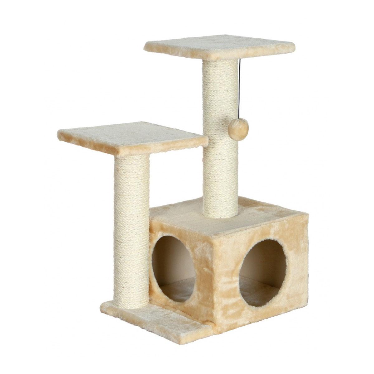 trixie kratzbaum valencia 71cm g nstig kaufen bei zooroyal. Black Bedroom Furniture Sets. Home Design Ideas