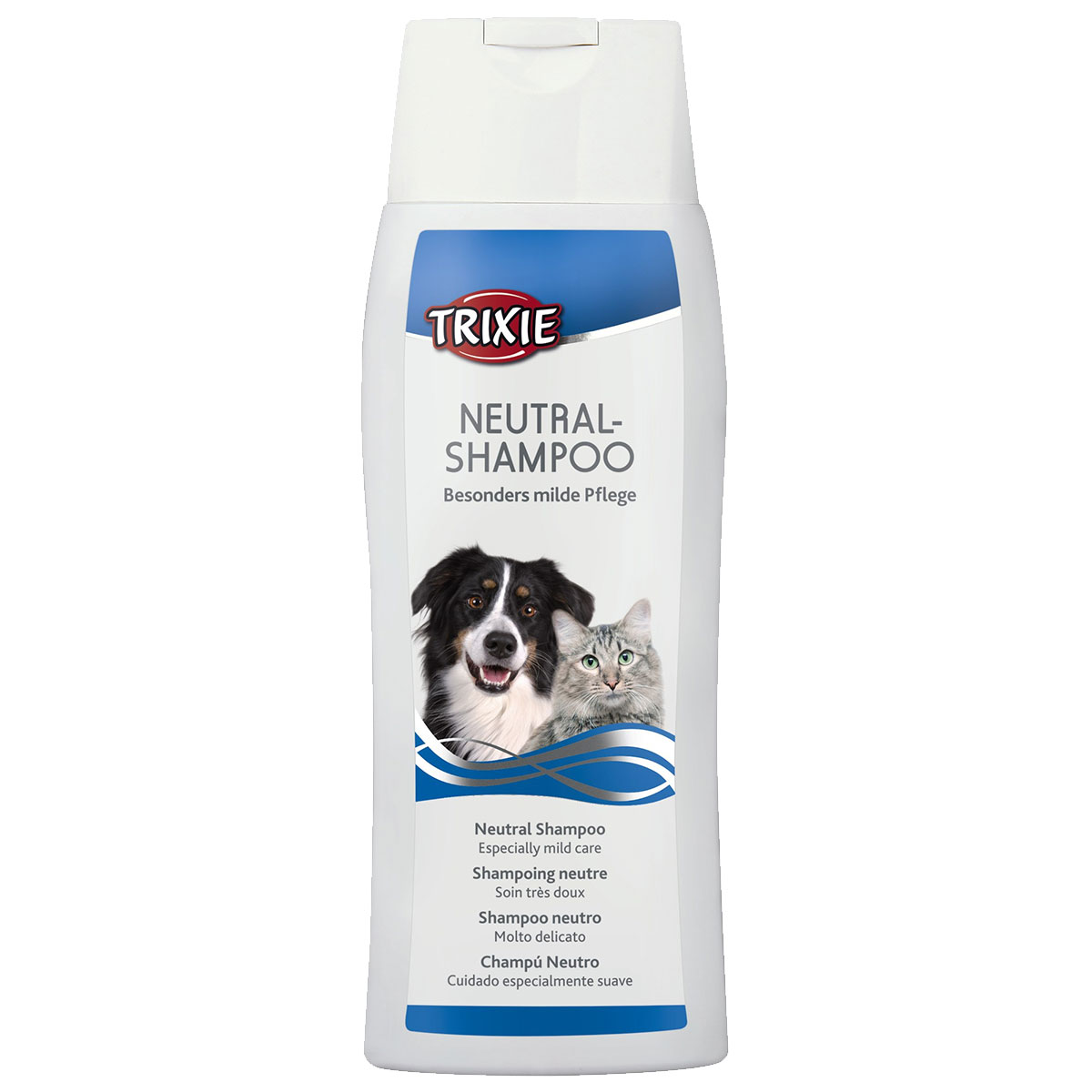 trixie neutral shampoo f r hunde und katzen kaufen bei zooroyal. Black Bedroom Furniture Sets. Home Design Ideas