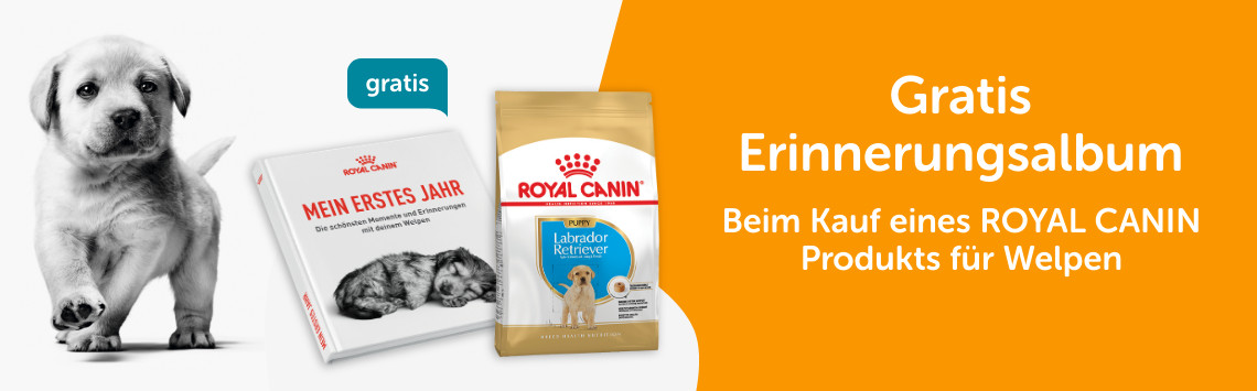 Royal Canin Puppy + Album