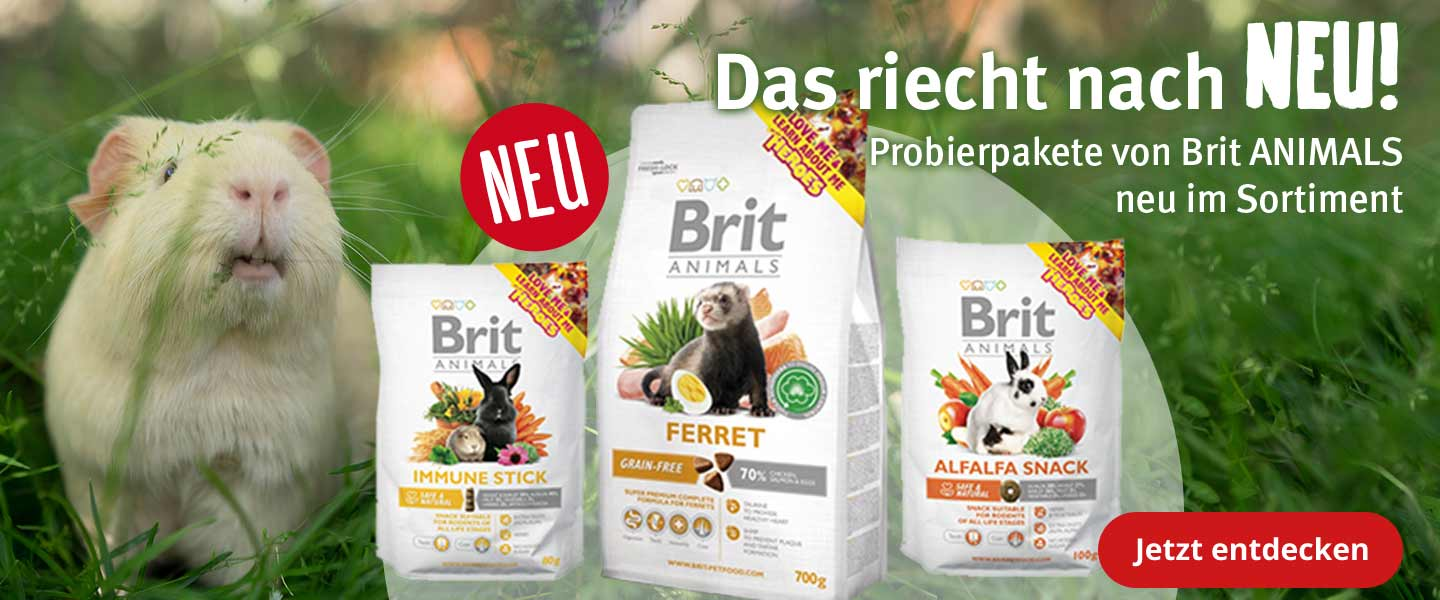 NEU: Brit Animals