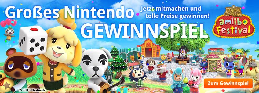 Jetzt mitmachen beim tollen Nintendo Gewinnspiel!