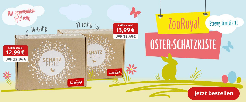 Die ZooRoyal Schatzkiste Oster Edition