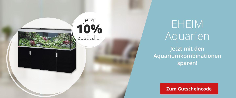10% auf EHEIM Aquarien