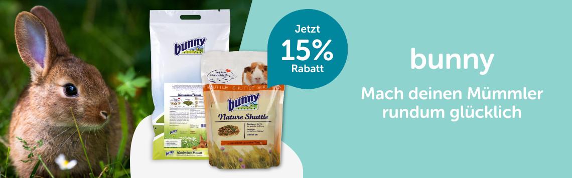 bunny Kleintier Sortiment -15%