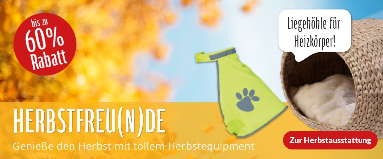 Herbstfreu(n)de - Ausstattung für die bunte Jahreszeit