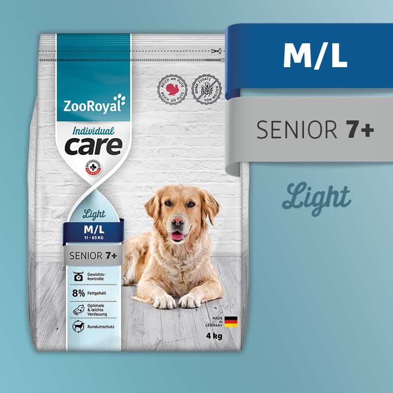 ZooRoyal Individual care M/L Senior Light