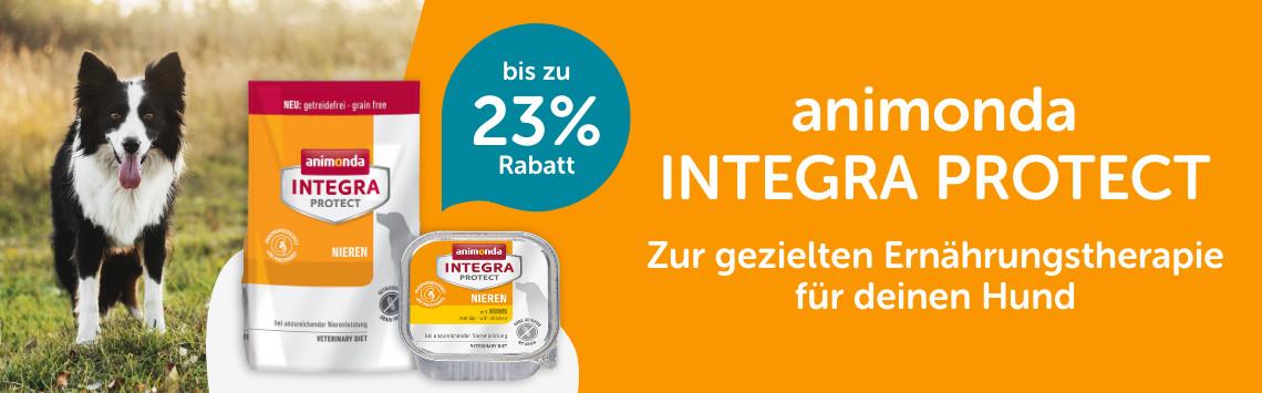 bis zu 23% auf animonda INTEGRA PROTECT