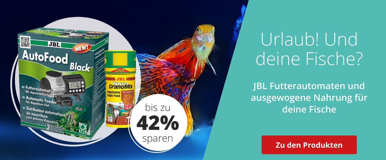 JBL Fischfutter & Futterautomaten