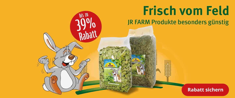 JR Farm bis zu 39% rabattiert