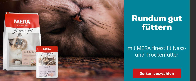 Mera Katzenfutter im Angebot