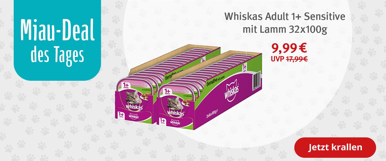 Miau-Deal Whiskas