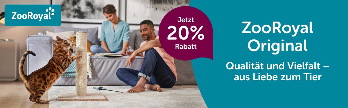 Katzen-Ausstattung mit 20%