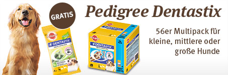 Pedigree Dentastix gratis