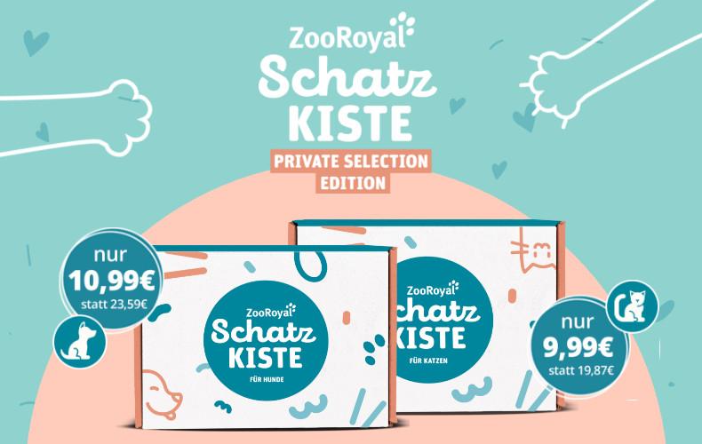 ZooRoyal Schatzkiste in der Private Edition