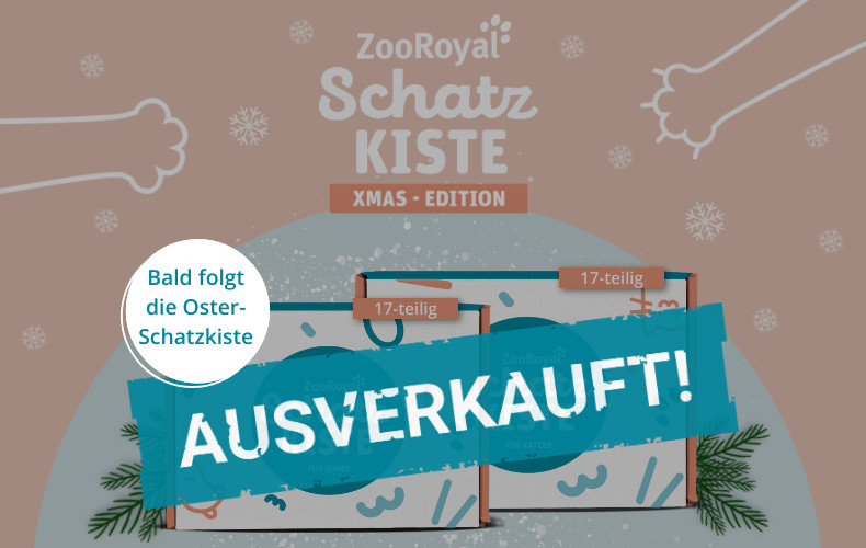 ZooRoyal Xmas-Schatzkiste