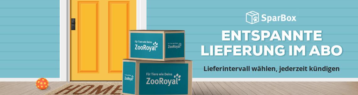 ZooRoyal Sparbox