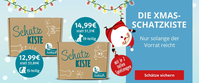 Schatzkiste XMAS Edition