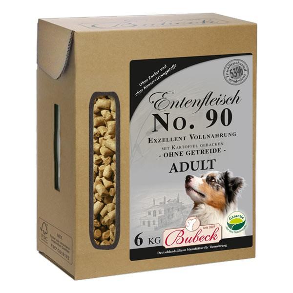 Bubeck Nr. 90 Entenfleisch mit Kartoffel und Amaranth