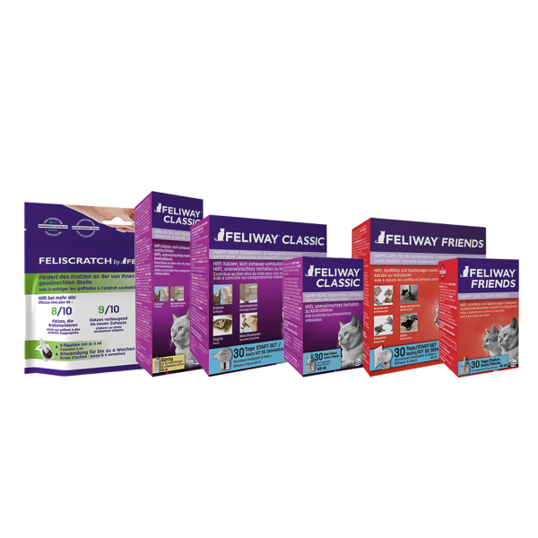 Feliway®­­­ Verdampfer Friends Start-Set 48ml