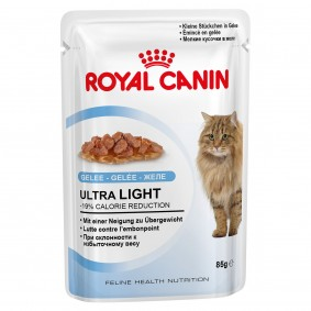 Royal Canin Ultra Light in Gelee 48x85g