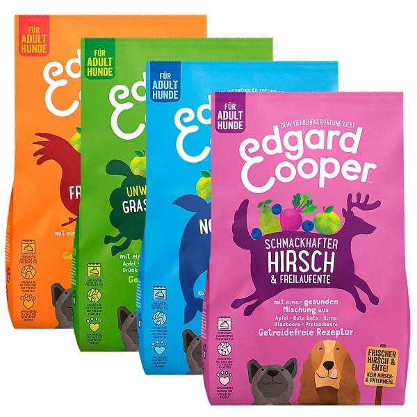 Edgard & Cooper Adult Probierpaket 4x2,5kg