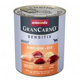 GranCarno Adult Sensitiv Reines Huhn+Reis