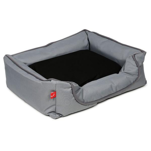 ZooRoyal Komfortbett Hakon grau/schwarz